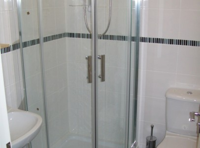 4xFirst Floor Shower Room