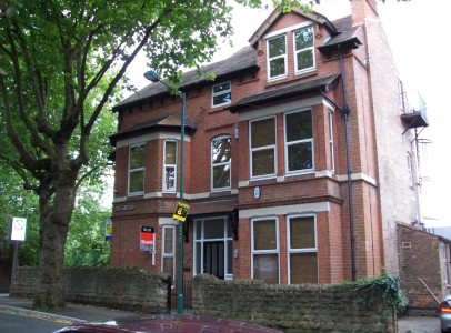 NG7 1PB student accommodation nottingham